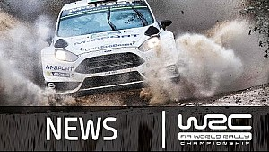 WRC - Rally Argentina 2015: Stages 9-10