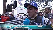 Buemi delighted with Monaco ePrix win