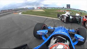 Angie's List Grand Prix of Indianapolis Lap 1 Incident