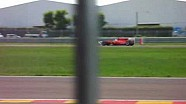 Alonso Test F10 a Fiorano