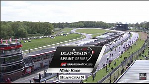 Blancpain Sprint Series - Brands Hatch 2015 - Event Highlights