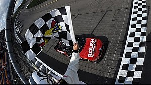 Buescher holds on to win in Iowa