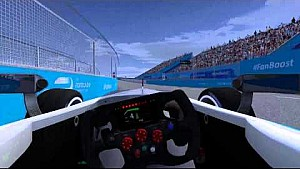 A virtual lap of the Moscow ePrix track