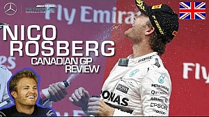 Nico Rosberg's Canadian GP Blog -