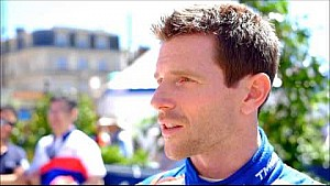 Interview with Anthony Davidson