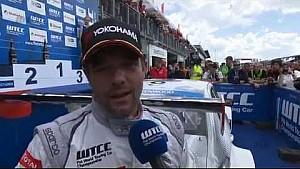 Sebastien Loeb wins race 2 in Slovakia