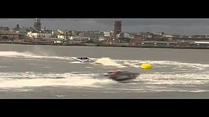 2008 Honda Formula 4-Stroke powerboat Series Liverpool-150hp-P9