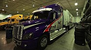 Inside Access with Miss Sprint Cup: Hauler Tour