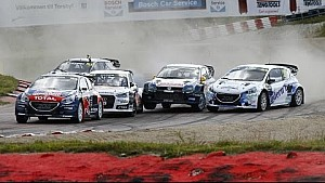 Day 1 Review: Holjes RX - FIA World Rallycross Championship