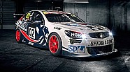 Holden Racing Team unveils Brock inspired retro livery
