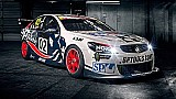 Holden Racing Team unveils Brock inspired retro livery