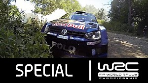 Rally Poland: Action Compilation
