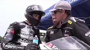 CSBK: Pro Superbike 2015 Race 2 - St. Eustache