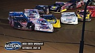 Highlights: World of Outlaws Late Model Series Deer Creek Speedway July 18th, 2015