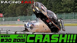 Racing and Rally Crash Compilation Week 30 July 2015