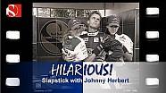 Sauber F1 con Johnny Herbert