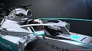 Veja projeção da proteção do cockpit na F1