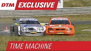 Duel in Oschersleben - DTM Time Machine