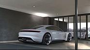 Porsche Mission E - Performance concept