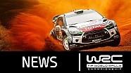 WRC - Coates Hire Rally Australia 2015 : Spéciales 9-10