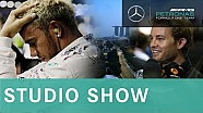 Singapore GP Review + Japanese GP Preview + Back-to-Back Races Prep | STUDIO SHOW
