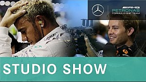 Singapore GP Review + Japanese GP Preview + Back-to-Back Races Prep   STUDIO SHOW