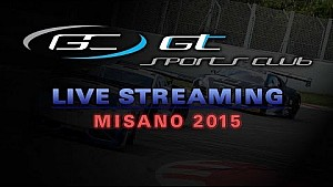 Live: GT Sports Club - Misano 2015 - Qualifying Race