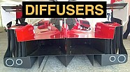 Diffusers - Efficient Aerodynamics - Explained