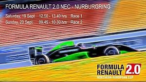 Renault 2.0 NEC - Nurburgring - Race 2