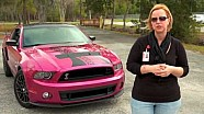 Mom's Custom Pink Shelby GT500 | Battle For Your Dream Mustang Winner #4