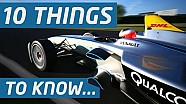 10 Things You Need To Know About Formula E