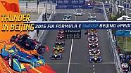 ePrix de Pékin - Départ de la course