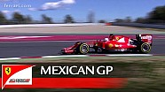 GP México - un debut emocionante