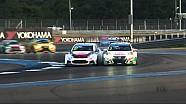 WTCC Race 2 in Thailand