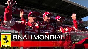 Finali Mondiali - Ferrari passion takes to the track at the Mugello course