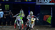 AUS-X OPEN Chad Reed vs Ricky Carmichael
