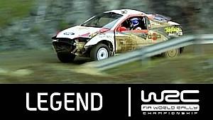 WRC History: Craziest Moments/ Colin McRae