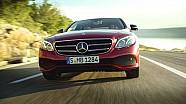Mercedes-Benz TV: de nieuwe Mercedes E-Klasse