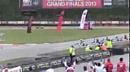 GoRotax com   Junior MAX FInal Last Lap