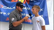 2015 Cold Stone United States Rotax MAX Challenge Grand Nationals - Sting Ray Robb Interview