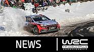 WRC Rallye Monte-Carlo 2016 - Spéciales 9-10