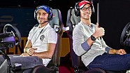Forza 6 Formula E Race Off: Bruno Senna vs Nico Prost!