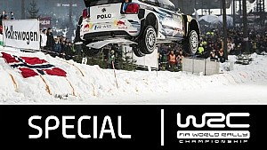 WRC Rally Sweden 2016: Colin´s Crest