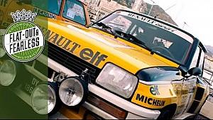 Ragnotti's Renault 5 Turbo Growls in Monte Carlo