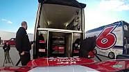 Loading up the Haulers for Daytona
