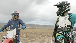 Learning to Ride - Kaitlyn Farrington