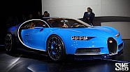 Bugatti Chiron Unveiled to the World - Launch Presentation