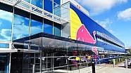 La vie à l'usine Red Bull