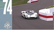 Skid and Save! Lola-Chevrolet rescues it at Goodwood