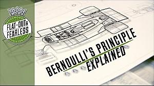 Bernoulli's Principle: How Lotus bent Physics in F1